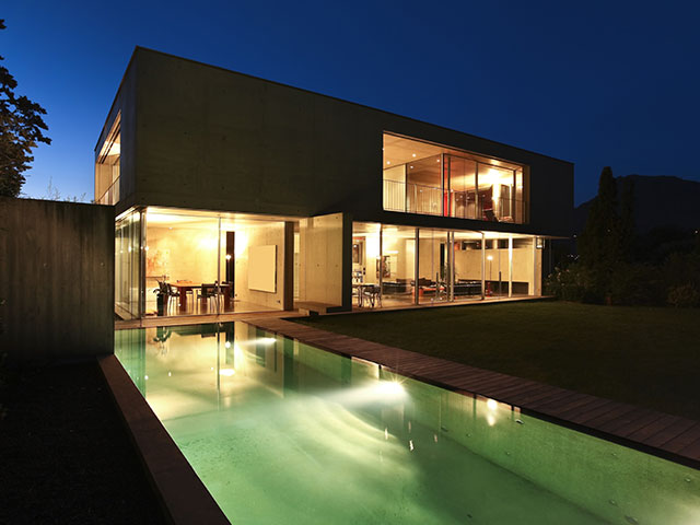 Bauhausstil Architektur bauträger terra bau concept